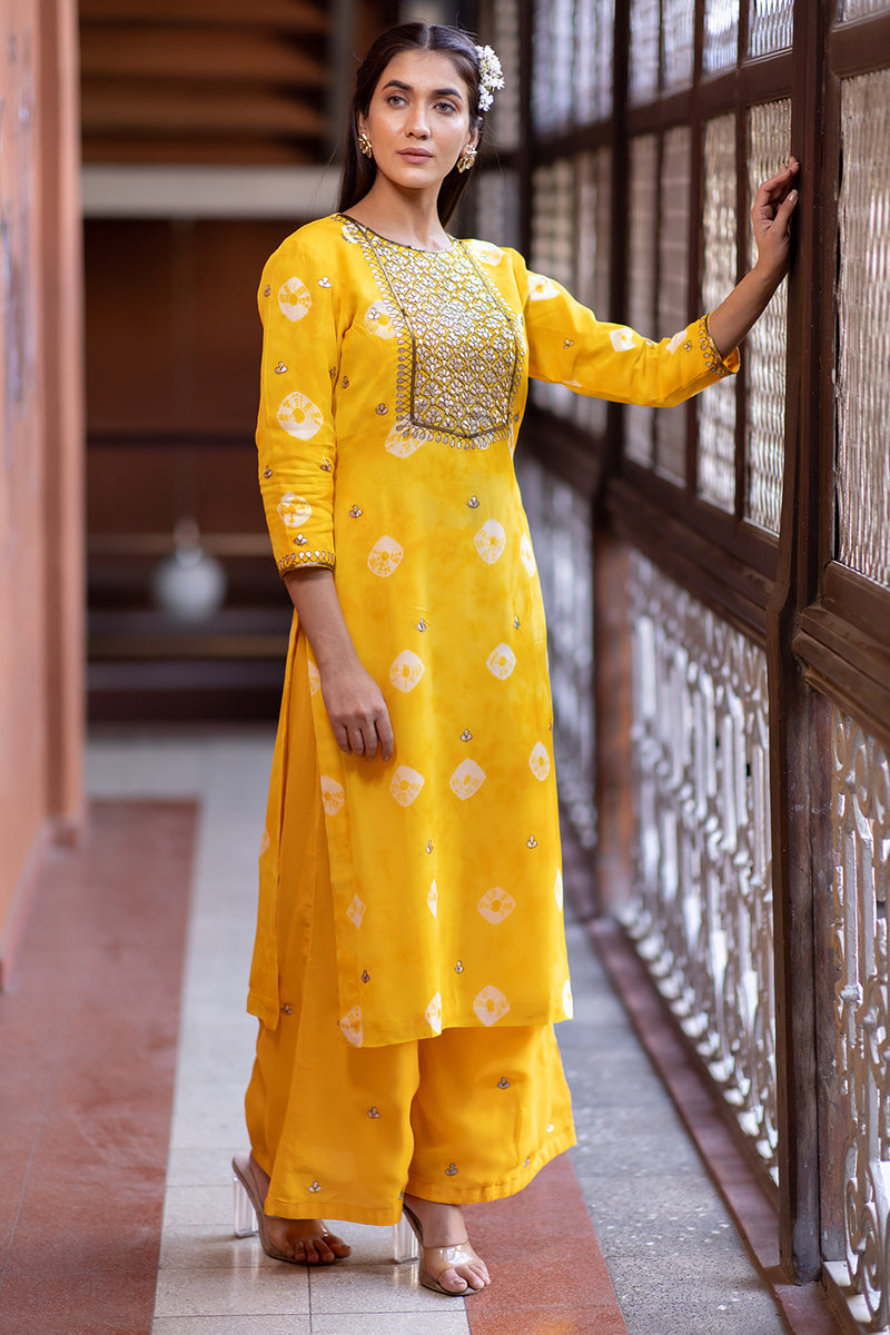 kurta set with dupatta