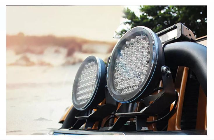 9 Inch CREE Driving Lights Off-road LED