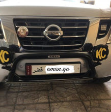 Load image into Gallery viewer, Nissan Patrol Y 62, front bull bar