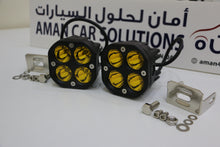 Load image into Gallery viewer, 3E LED Yellow Driving Fog Lights 2Pcs 3Inch