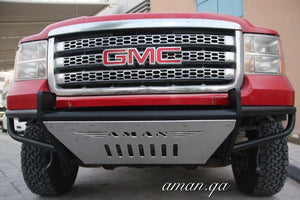 GMC OFF-ROAD. BUMPER 2007-2015 صدام جي ام سي ستيل