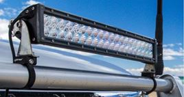 20-INCH DUAL ROW LED LIGHT BAR