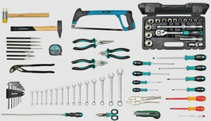 Tote Tool bag - 71 pieces
