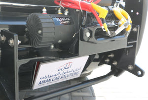 Chevy - TAHO - AMAN Winch Plate