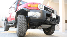 Load image into Gallery viewer, Winch Mount Bumper - FJ Cruiser