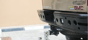 GMC Rear off road bumper