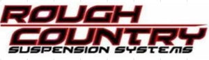 Rough Country Winch - Synthetic rope - 9500 LBS