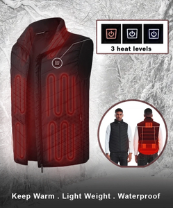 HeatPro™ Unisex Warming Heated Vest