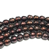 8-8.5mm Large Hole Freshwater Pearls