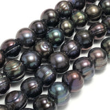 9.5-10mm Large Hole Freshwater Pearls