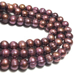 8.5-9mm Large Hole Freshwater Pearl