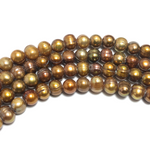 7.5-8mm Large Hole Freshwater Pearls