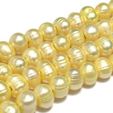8-8.5mm Large Hole Freshwater Peals