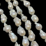 Baroque Pearls 13-16mm White