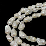 Baroque Pearls AA- Grade 14-17mm White