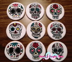 Sugar Skull Cookies each