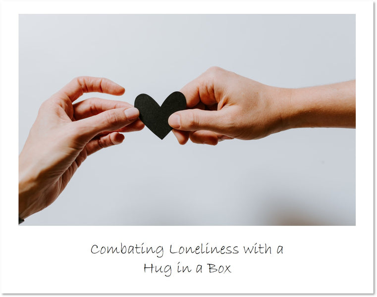 Combating Loneliness with a Hug in a Box