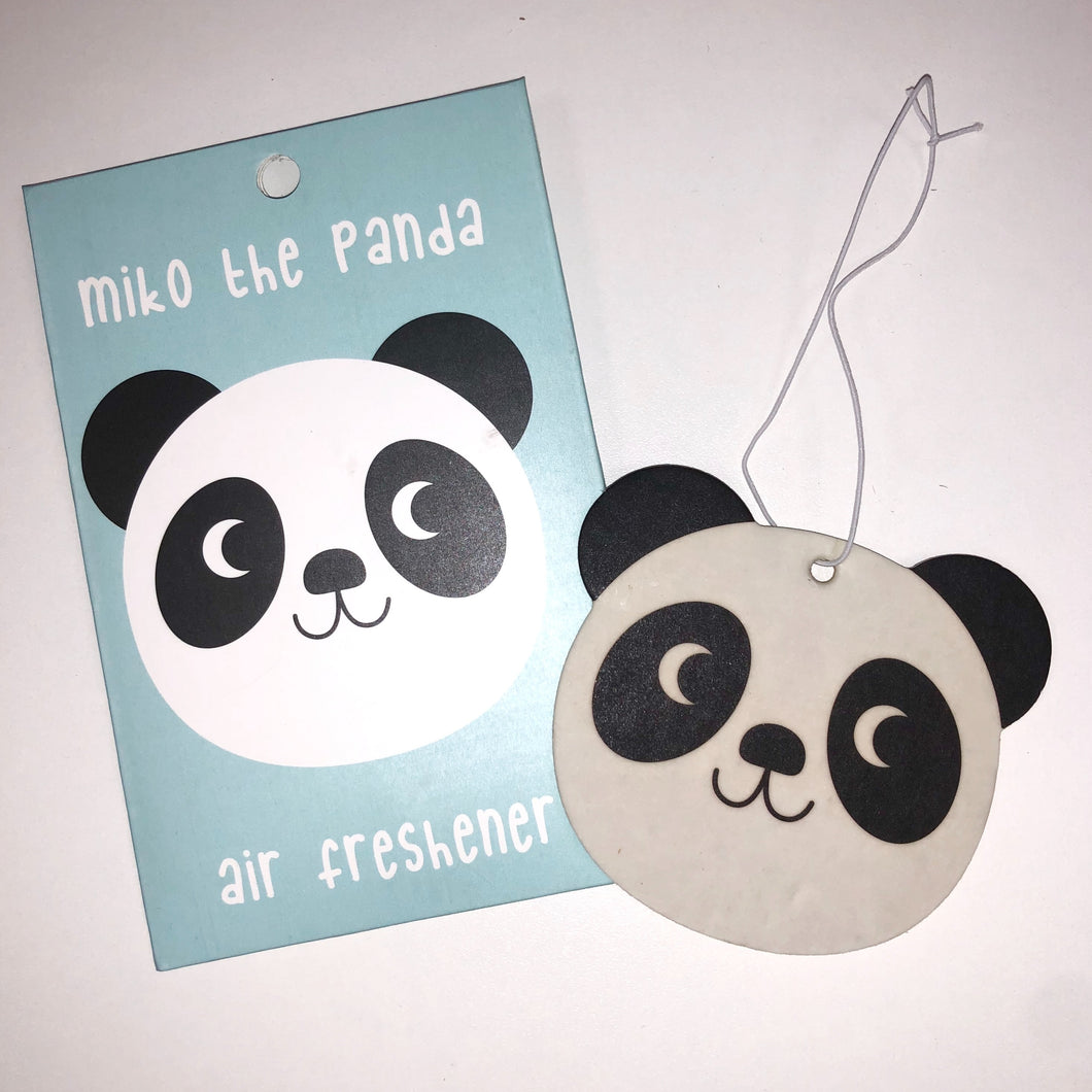 Panda Car Air Freshner