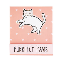Load image into Gallery viewer, Purrfect Paws Mini Nail Files - Set of 6