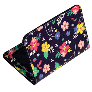 Flower Travel Card Holder