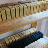 Wholesale soap bars curing