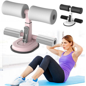 Fitness Trainer Sit Up Aid Home Weight Loss Body Building Abdominal Workout Exercise #734