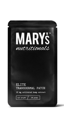 Mary's Nutritional 10mg/12 hour Elite Transdermal Patch