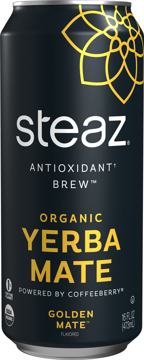 Steaz - Golden Mate