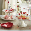 Load image into Gallery viewer, Lenox® French Perle White™ 2-tiered Server