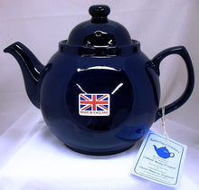 Load image into Gallery viewer, Blue Betty Teapot - 4 cup