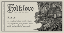 Load image into Gallery viewer, Fable by Folklore Candle Co.