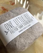 Load image into Gallery viewer, One Little Elf Felted Soap