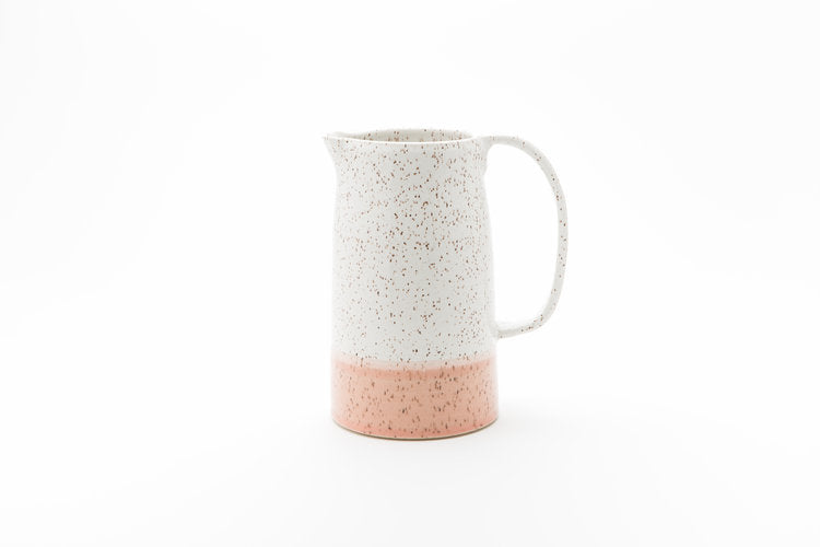 Dahlhaus Ceramic Pottery Speckled Jug