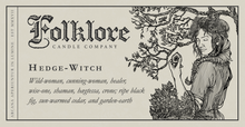 Load image into Gallery viewer, Hedge-Witch by Folklore Candle Co.