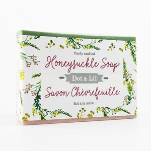 Dot & Lil Honeysuckle Soap