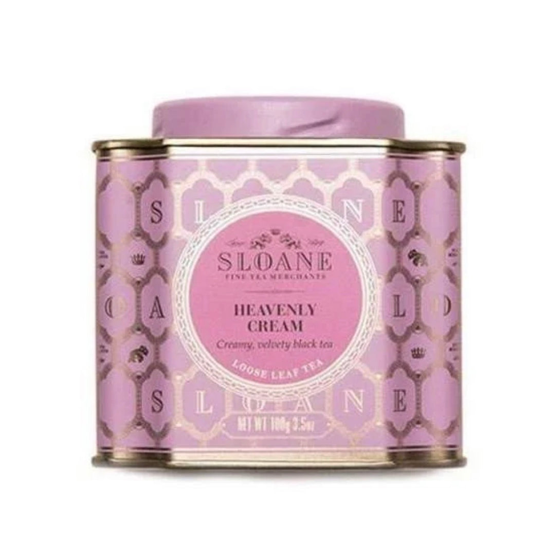 Sloane Fine Tea Heavenly Cream