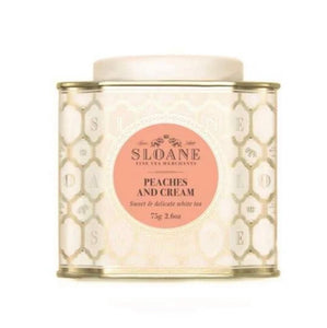 Sloane Fine Tea Peaches and Cream