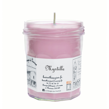 Load image into Gallery viewer, Myrtille Scented Candle by Les Bougies de Charroux