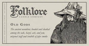 Old Gods by Folklore Candle Co.