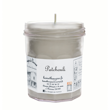 Load image into Gallery viewer, Patchouli Scented Candle by Les Bougies de Charroux