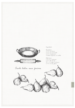 Load image into Gallery viewer, Petits Mots - Tea Towels