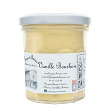 Load image into Gallery viewer, Vanilla Bourbon Scented Candle by Les Bougies de Charroux
