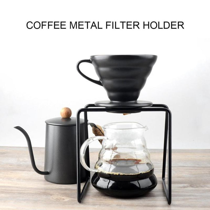 Coffee Metal Filter Holder - Simple Households
