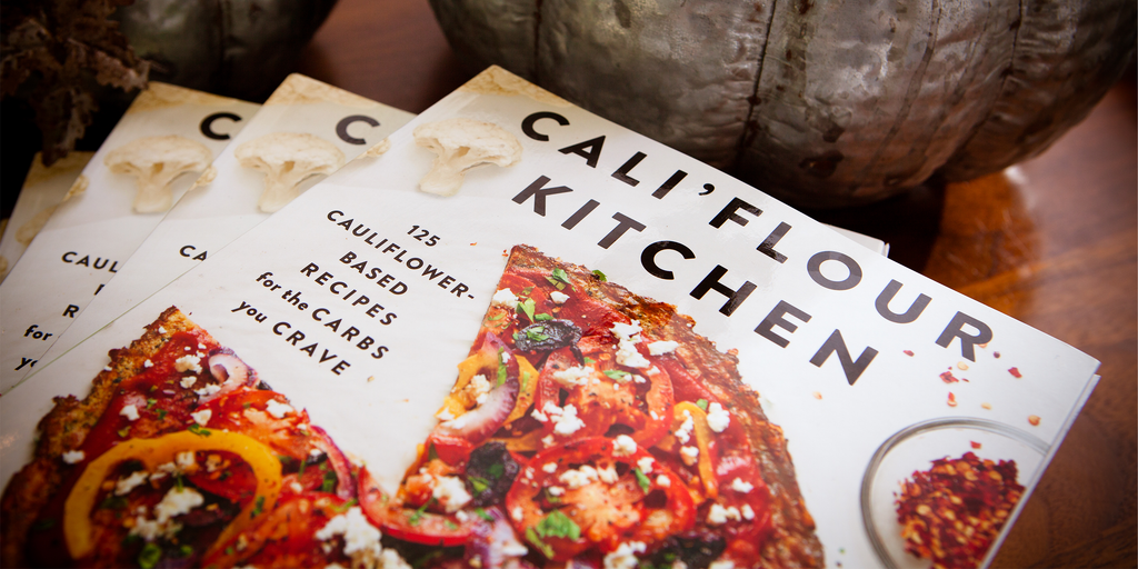 Cali'flour Kitchen Cookbook Hero