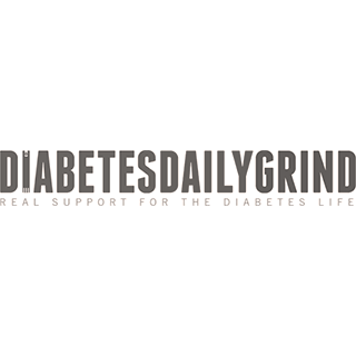 Diabetes Daily Grind Logo