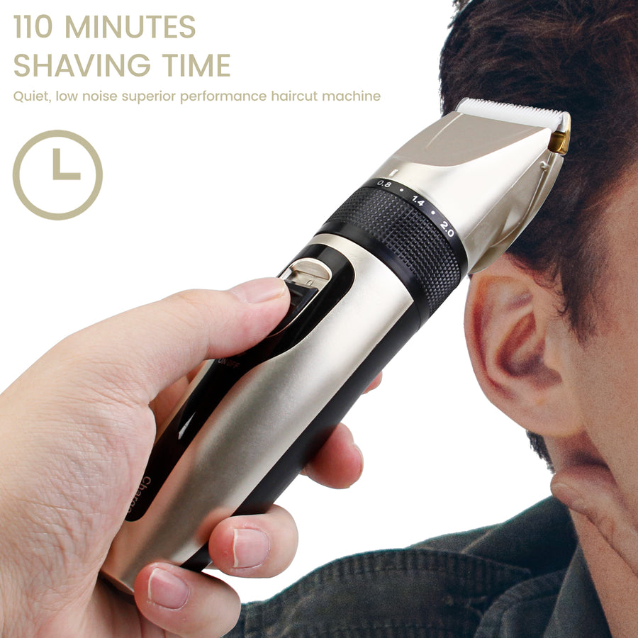 Men's Electric Hair Clipper Trimmer Beard Shaver