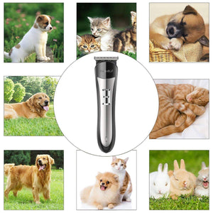 SweetLF Waterproof Electric Hair Clipper Kit For Home