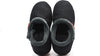 Archline Orthotic Slippers Closed – Charcoal Marl