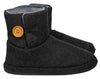 Archline Orthotic Ugg Boot Slippers – Charcoal Marl