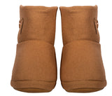 Archline Orthotic Ugg Boot Slippers – Chestnut